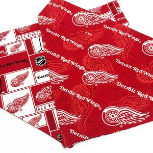 Detroit Red Wings Dog Bandana