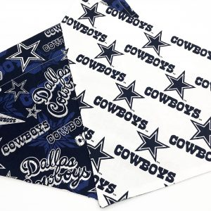 Dallas Cowboys Dog Bandana
