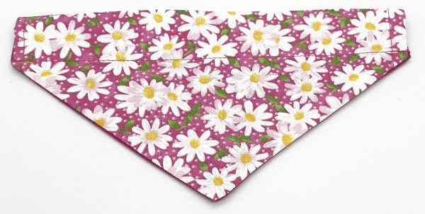 Daisy Floral dog bandana