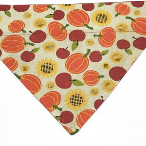 Thanksgiving Harvest Dog Bandana