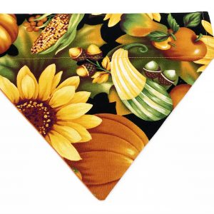 Autumn Dreams dog bandana
