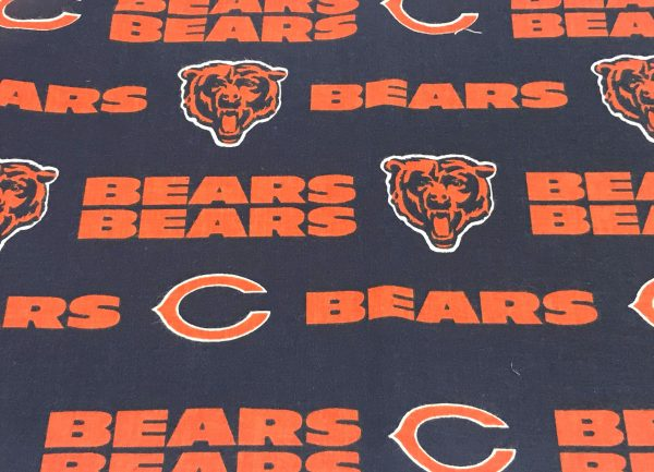 Chicago Bears Dog Bandana
