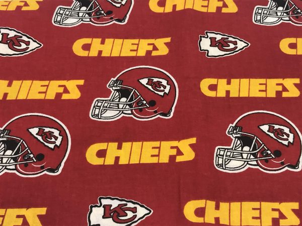 Kansas City Chiefs Dog Bandana