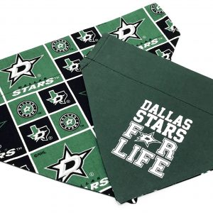 Dallas Stars Dog Bandana