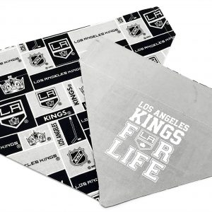 Los Angeles Kings Dog Bandana
