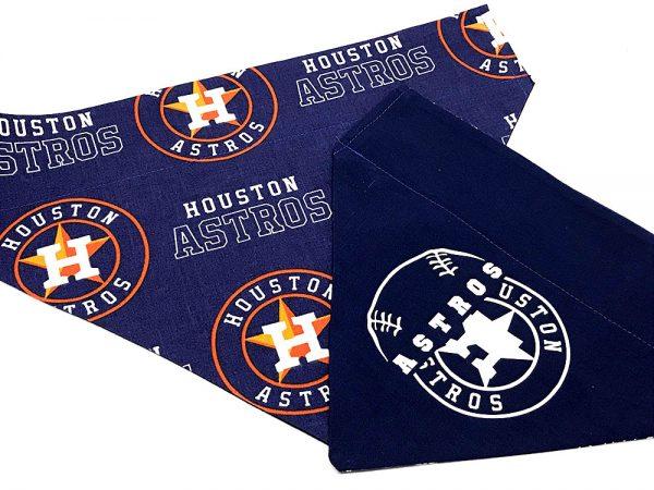 Houston Astros Dog Bandana
