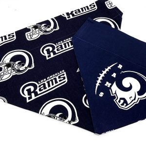 Los Angeles Rams Dog Bandana