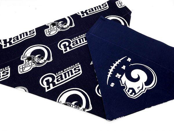 Los Angeles Rams Dog Bandana