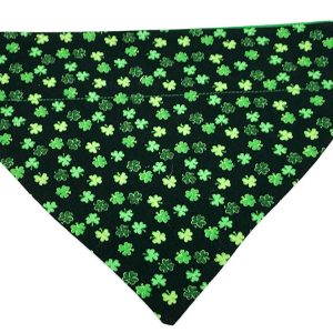 Irish Shamrocks Dog Bandana