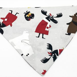 Canada Day Dog Bandana