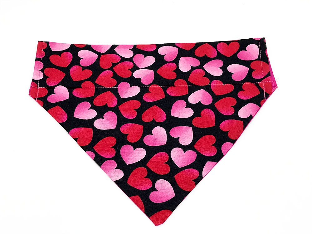 Spoiled Valentine Slip On Bandana