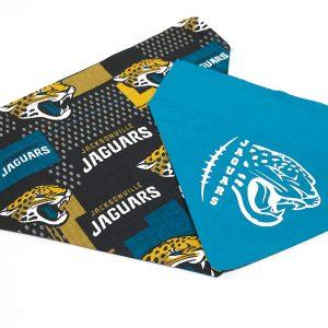 Jacksonville Jaguars dog bandana