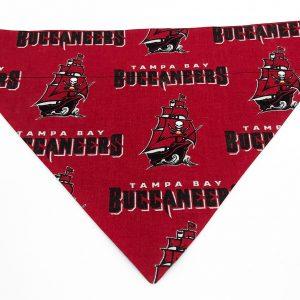 Tampa Bay Buccaneers Dog Bandana