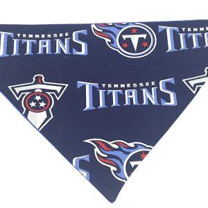 Tennessee Titans Dog Bandana